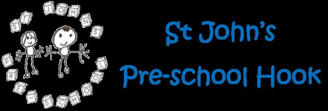 St John's Pre-school Hook